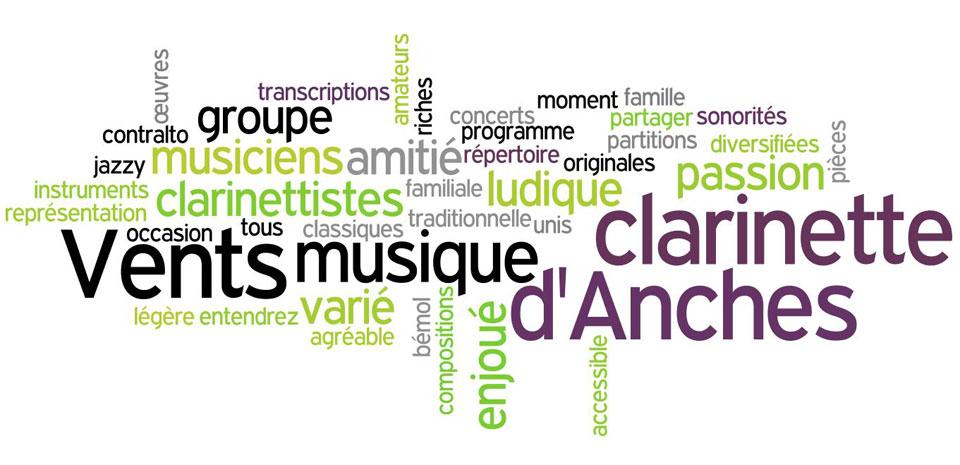 accueillir des clarinettistes